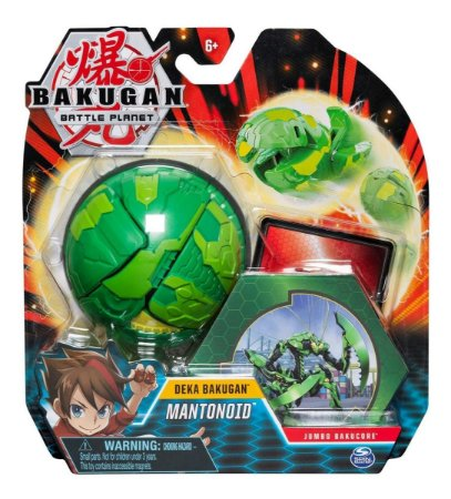 Figura E Acessórios Bakugan Gigante Mantonoid Da Sunny 2074