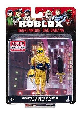 Roblox Boneco  Darkenmoor: Bad Banana Sunny