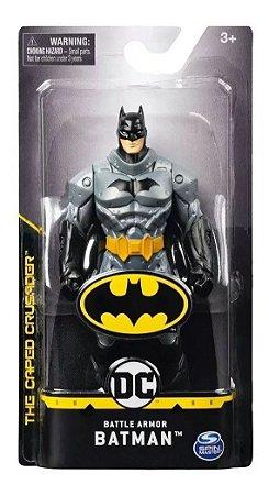 Boneco Dc Comics Creature Chaos Batman Armor Suit Sunny 2187