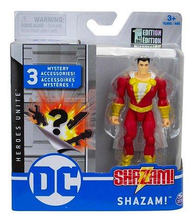Boneco Dc Shazam Acessórios Misteriosos 2189