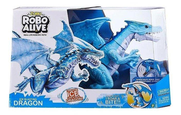 Robô Alive Robotic Dragon Candide 1112