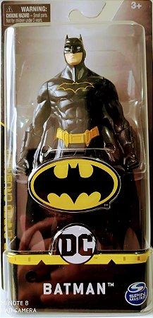 Boneco Batman Roupa Pretal Sunny 2187
