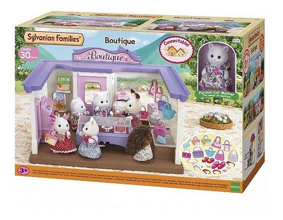 Sylvanian Families Conjunto Boutique Original Da Epoch 5234