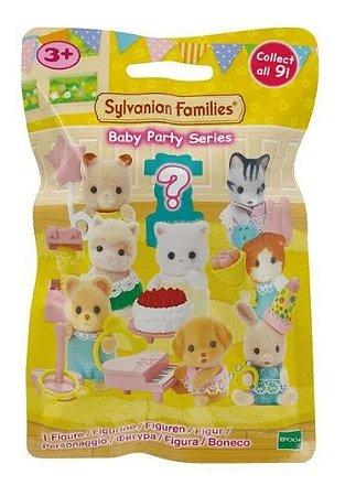 Sylvanian Families Bebe Surpresa De Festa Party Series 5475