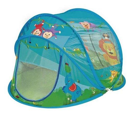 Barraca Infantil Bichinhos Na Selva Fisher Price 83079