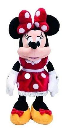 Pelúcia Minnie Mouse Disney Store 40cm Fun