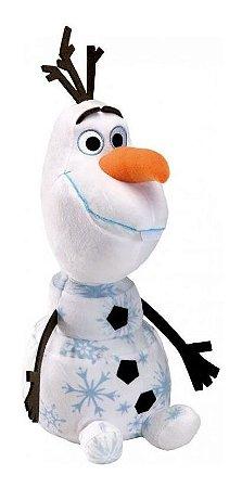 Pelúcia Olaf Frozen Ii Disney 30cm - Fun