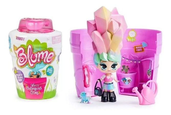 Blume  Boneca Surpresa Colecionável  Lovely Toys 4470 Fun
