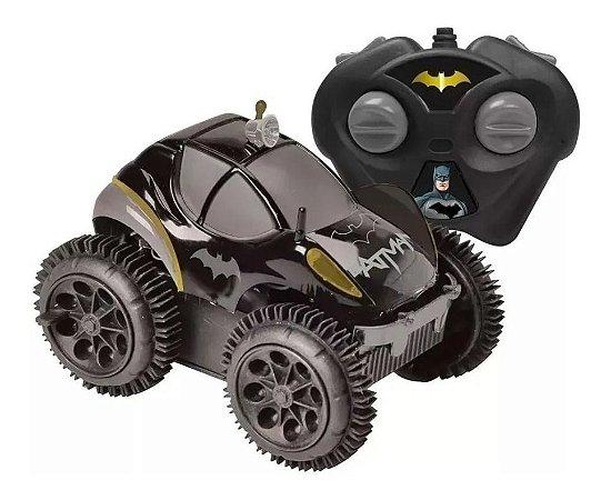 Carrinho De Controle Remoto Candide Batman Manobras 9051