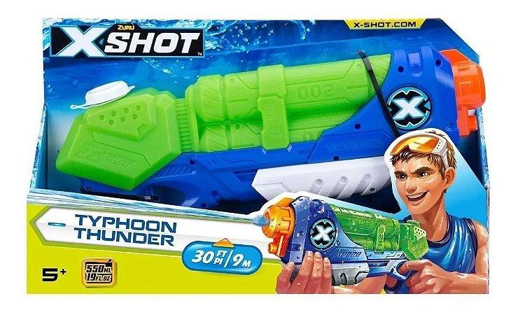 Pistola Lançadora De Água X-shot Tormenta 44cm - Candide