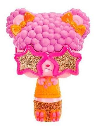 Mini Boneca Pop Pop Hair Surprise - Boogie  - Candide