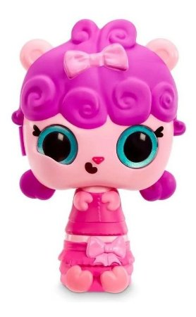 Pop Pop Hair Surprise Fancy - Mini Boneca - Candide