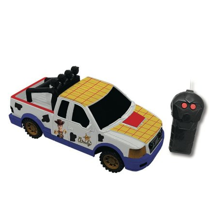 Veículo de Controle Remoto Fun Driver Disney Toy Story 4912