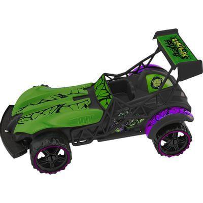 Carrinho Roda Livre Hulk Venomized Machine 9402