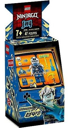 Lego Ninjago  Jay Avatar  Pod De Arcade - 71715