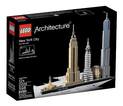 Lego Architecture 21028 Cidade Nova York Iorque