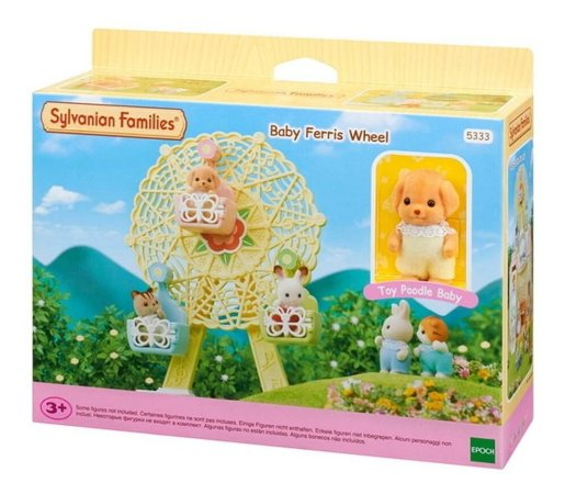 Sylvanian Families Roda Gigante Do Bebê 5333 Epoch