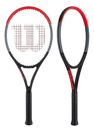 Raquete De Tênis Wilson Clash 100 295g L3