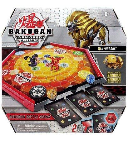 Arena De Batalha Bakugan - Armored Alliance - Sunny 2077