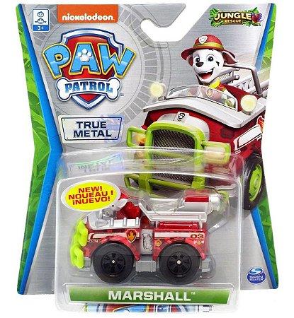 Miniveículo Patrulha Canina Jungle Rescue  Marshall Sunny