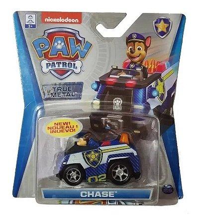 Mini Veículo Patrulha Canina Chase Reciclagem Sunny 1390