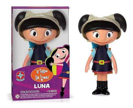 Boneca O Show Da Luna Aventureira - Estrela