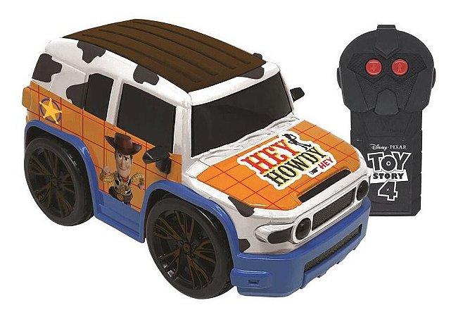 Carro De Controle Remoto Disney  Woody Pixar Toy Story 4908