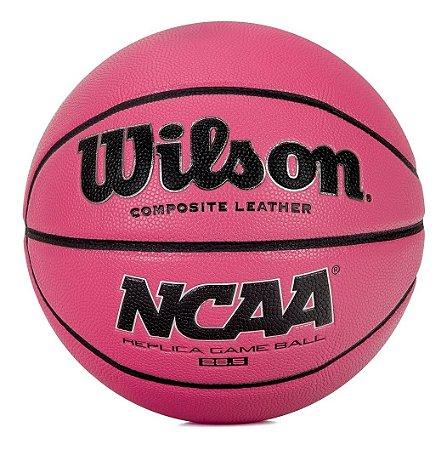 Bola De Basquete Wilson Ncaa 28.5 Pink