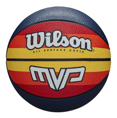 Bola De Basquete Wilson MVP Retrô  - Oficial Nº 7