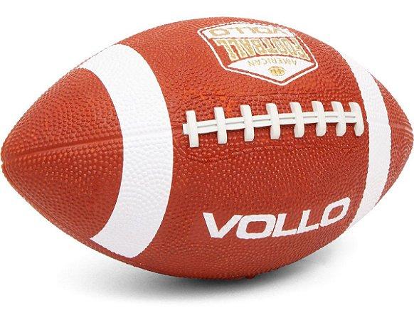 Bola De Futebol Americano 7 Vollo  Vf003 Marron