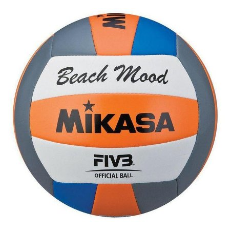Bola Vôlei De Praia Mikasa Vxs Bmd Mk000012