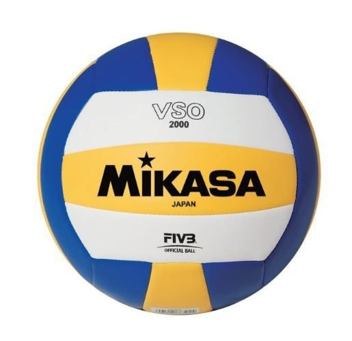 Bola Voleibol Couro Sintético Vso2000 Mikasa Mk000010