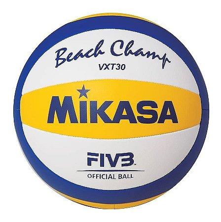 Bola De Vôlei De Praia Vxt30 Mikasa
