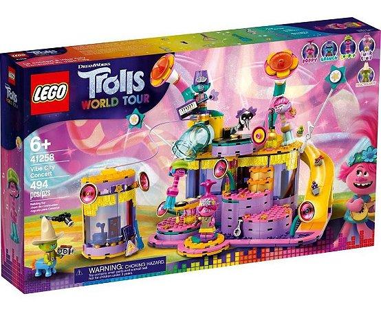 Lego Trolls Concerto Vibe City 41258