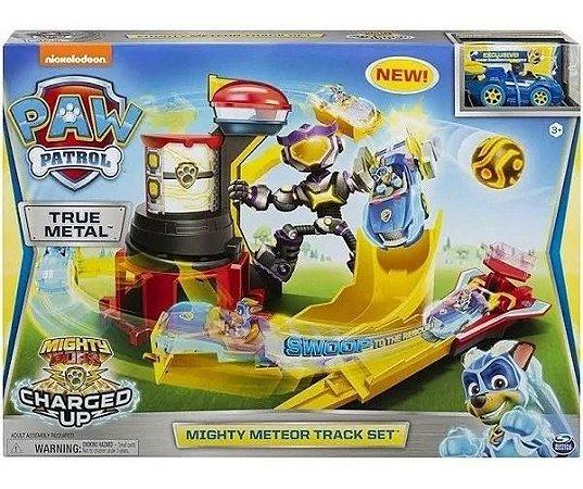 Patrulha Canina Playset Pista Meteor Mighty Pups  Sunny 1412