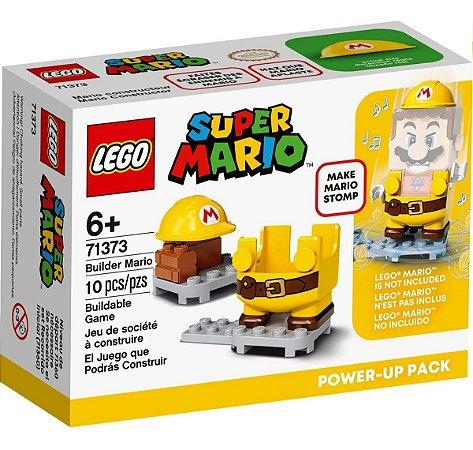 Lego Super Mario Power Up Mario Construtor 10 Peças 71373