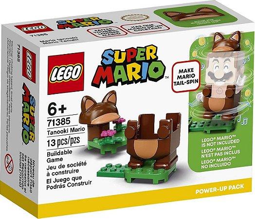 Lego Super Mario Pacote Power-up - Mario Tanuki 71385
