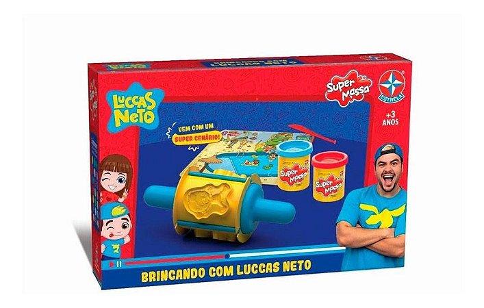 Super Massa Brincando Com Luccas Neto - Estrela