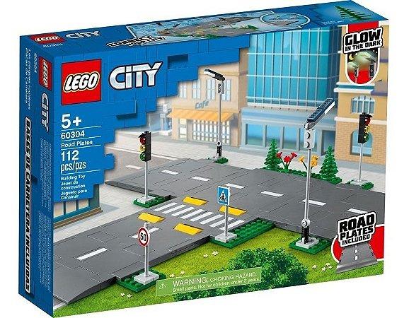 Lego City 60304 - Cruzamento De Avenidas
