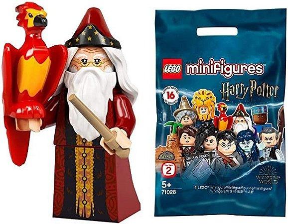 Lego Minifigures Harry Potter Serie 2 Alvo Dumbledore 71028