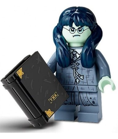 Lego Minifigures  Harry Potter Série 2  Moaning Myrtle 71028
