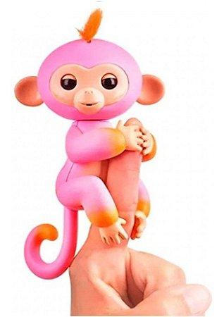 Fingerlings Baby Monkey Macaquinho Summer Candide 3600