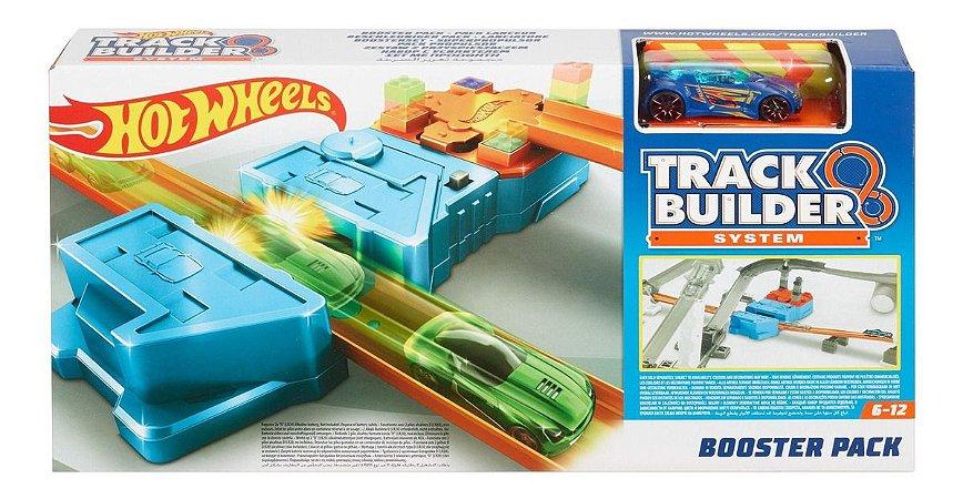 Hot Wheels Track Builder Conjunto De Acelerador Mattel Gbn81