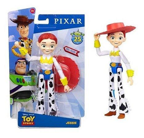 Boneca Jessie Toy Story 4 Articulada Mattel Gdp65