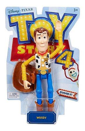 Boneco Articulado Disney Toy Story 4 Woody Da Mattel Gdp65