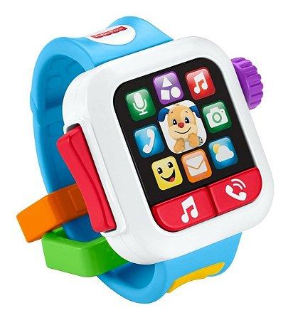 Fisher Price Meu Primeiro Smartwatch  Mattel Gmm55