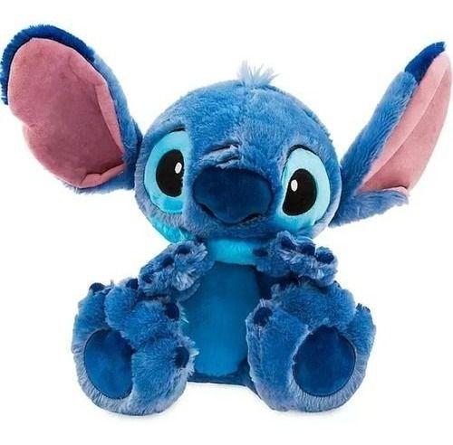Pelúcia Big Feet Stitch Disney 30cm