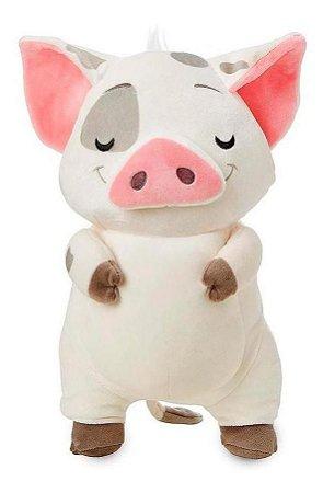 Brinquedo Pelúcia Disney Pua Cuddleez 30 Cm  Fun