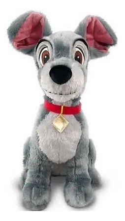 Pelúcia Disney Vagabundo Cachorro Fun F00441