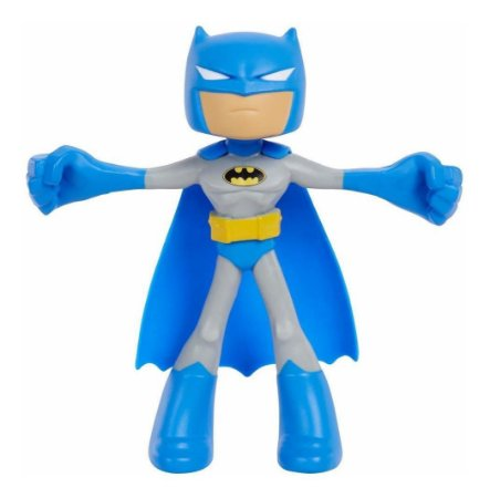 Batman Azul Flexível 10 Cm Dc Liga Da Justiça - Mattel
